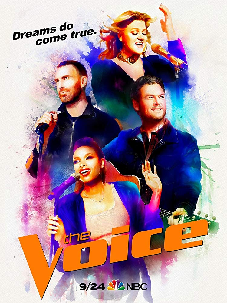 The Voice S15E09 XviD-AFG