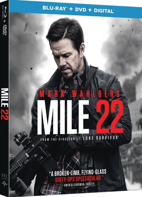 Mile 22 2018 1080p HDRip X264 AC3-CMRG