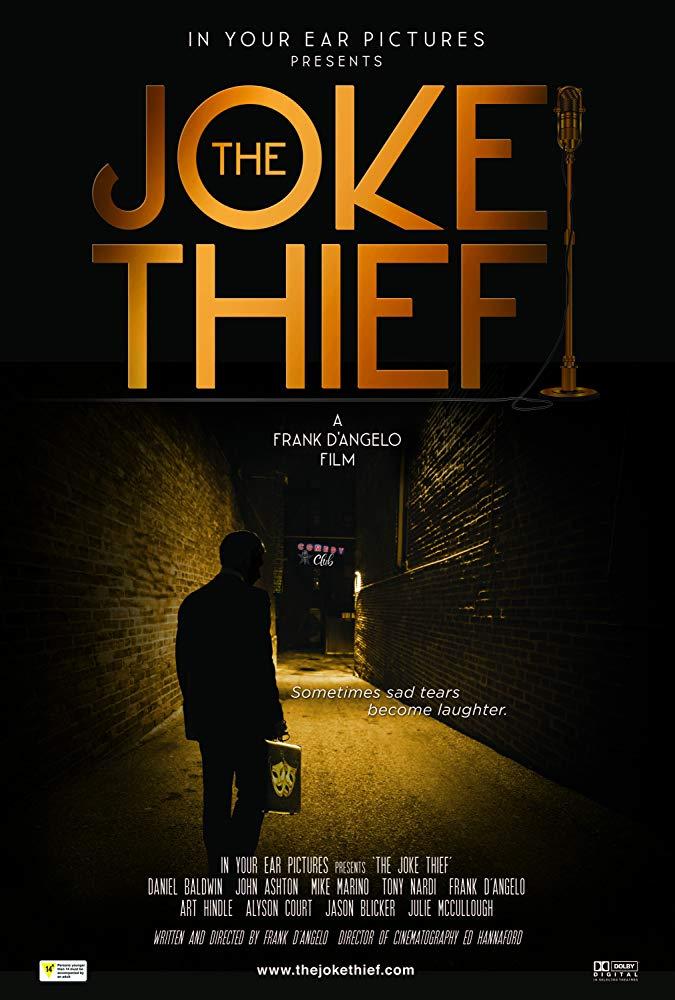 The Joke Thief (2018) HDRip AC3 X264-CMRG