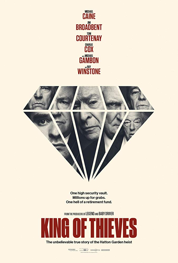 King of Thieves 2018 720p HDTS x264 [MW]