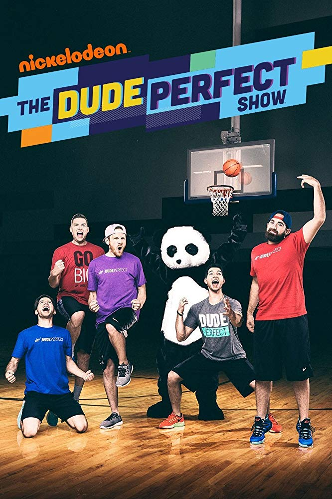 The Dude Perfect Show S02E06 Mom Perfect Spelling Bee WEB x264-KOMPOST