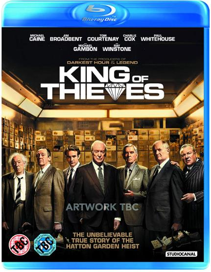 King of Thieves 2018 720p HDTS x264 MW