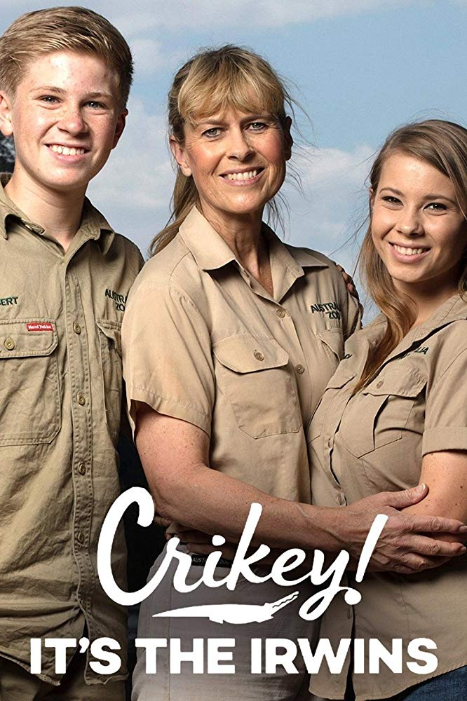 Crikey Its the Irwins S01E01 Steves Legacy Continues 720p WEB x264-CAFFEiNE