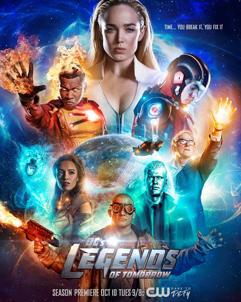 DCs Legends of Tomorrow S04E02 720p HDTV x265-MiNX