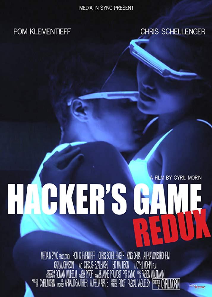 Hackers Game Redux (2018) HDRip AC3 X264-CMRG