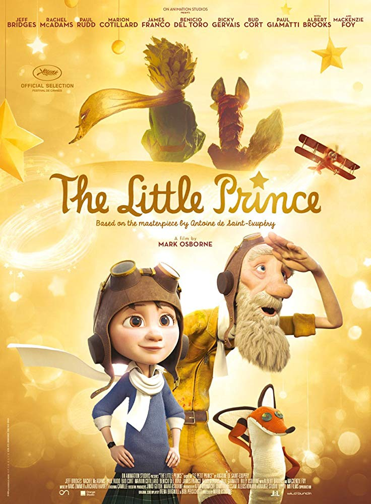 The Little Prince (2015) 720p BluRay x264 Greek-ETRG