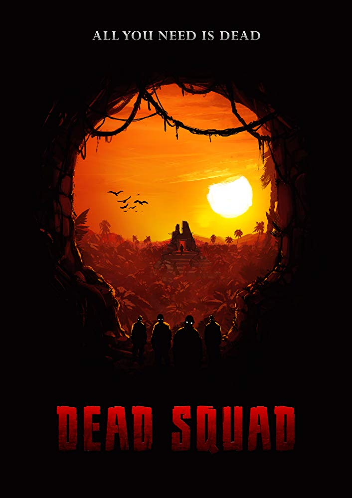Dead Squad Temple of the Undead 2018 REPACK 720p AMZN WEB-DL DDP2 0 H 264-NTG
