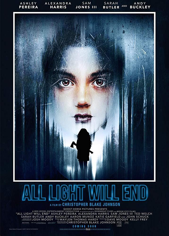 All Light Will End 2018 HDRip XviD AC3-EVO