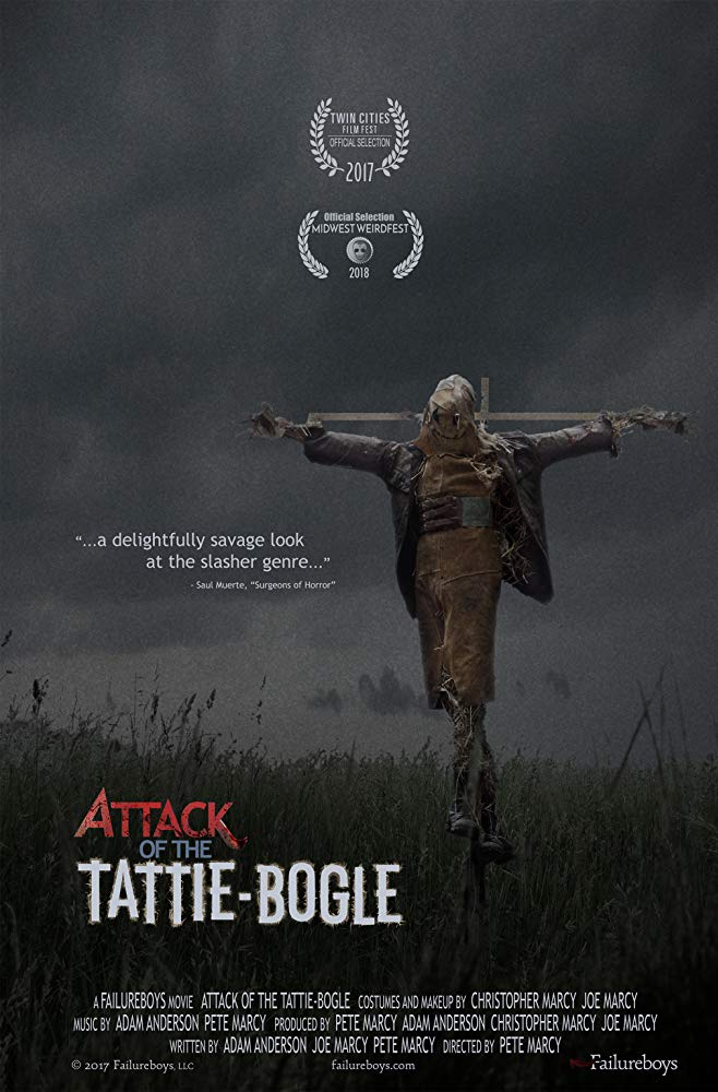 Attack of the Tattie-Bogle 2017 HDRip XviD-AVID