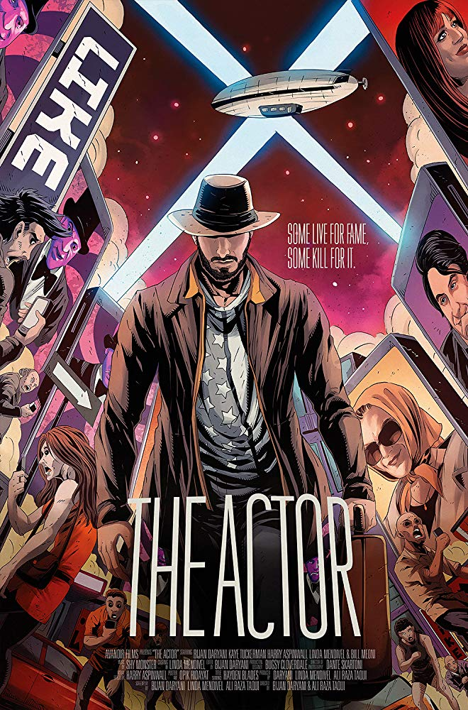 The Actor 2018 HDRip XviD AC3-EVO