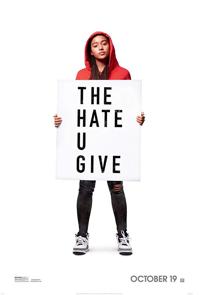 The Hate U Give 2018 1080p HC HDRip X264 AC3Whit Sample LLG