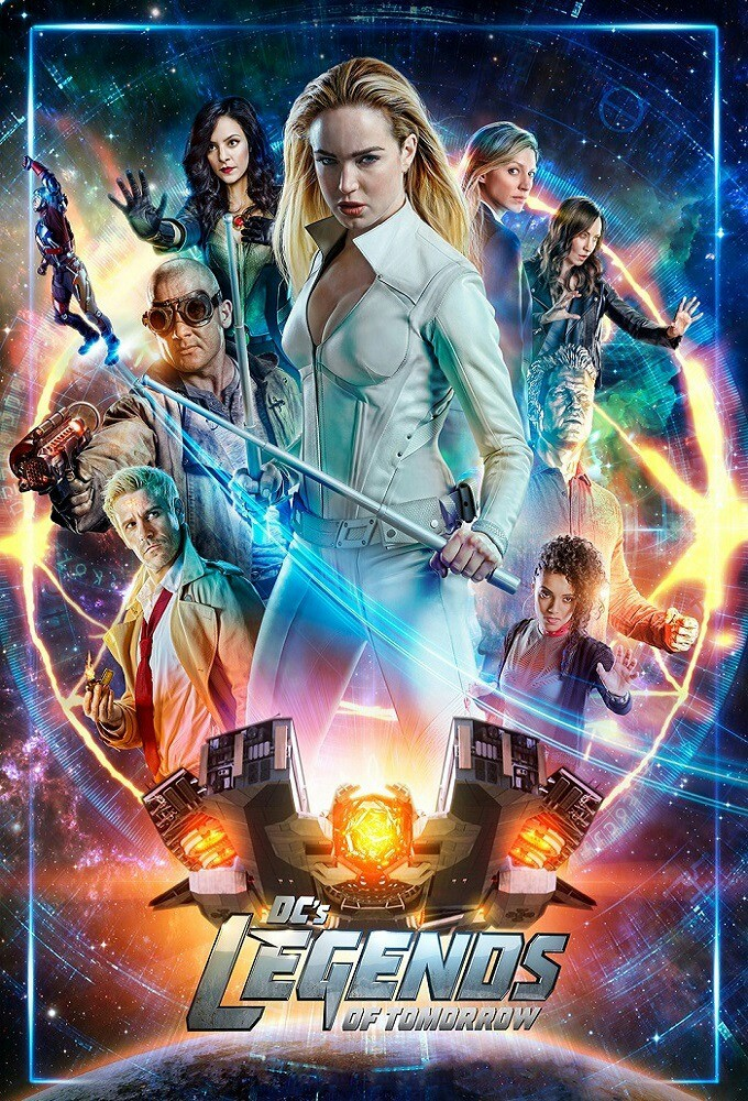 DCs Legends of Tomorrow S04E03 XviD-AFG