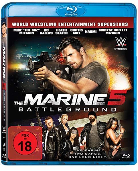 The Marine 5 Battleground (2017) 720p BluRay x264 YIFY