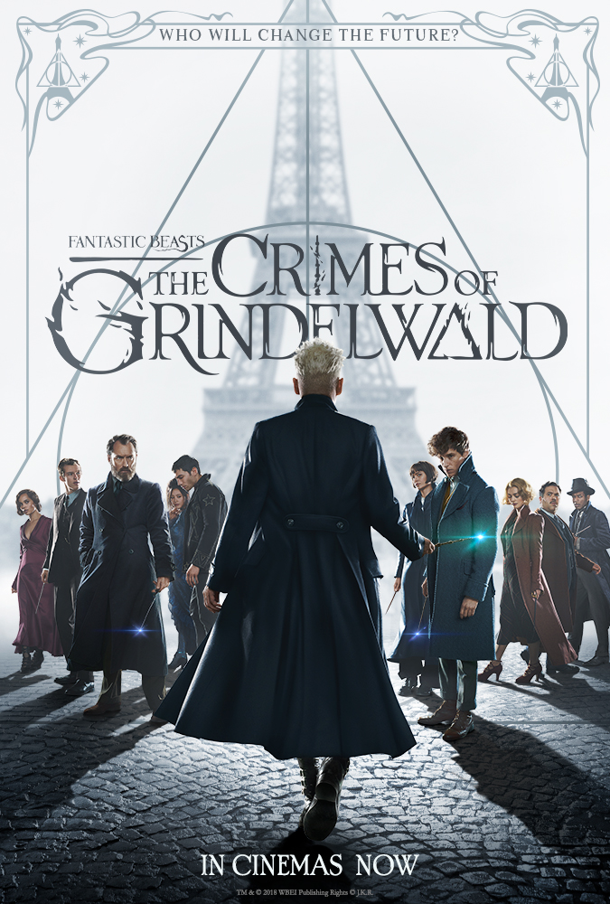 Fantastic Beasts The Crimes of Grindelwald 2018 CAM-1XBET