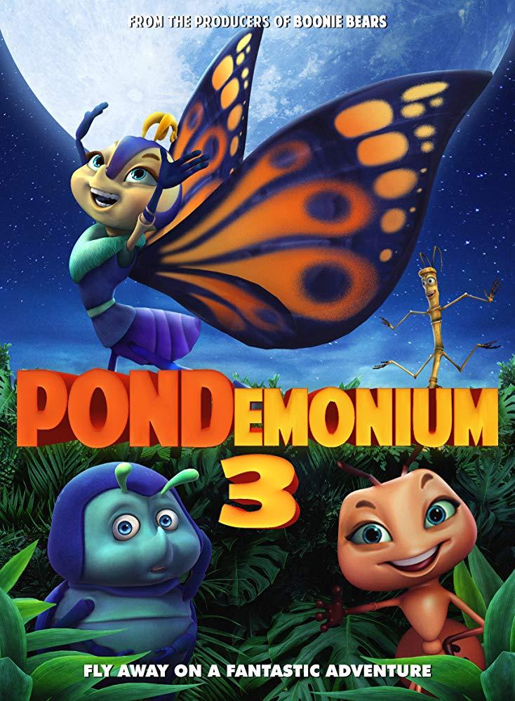 Pondemonium 3 (2018) [WEBRip] [720p] YIFY