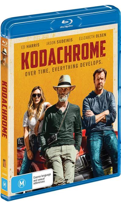 Kodachrome (2018) BDRip XviD AC3-EVO