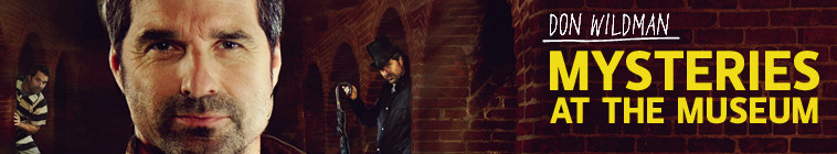 Mysteries At The Museum S23E02 Ancient Alien Killers Curse and Ground Zero Ship 720p HDTV x264-W4F