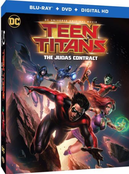 Teen Titans The Judas Contract 2017 720p BluRay H264 AAC-RARBG