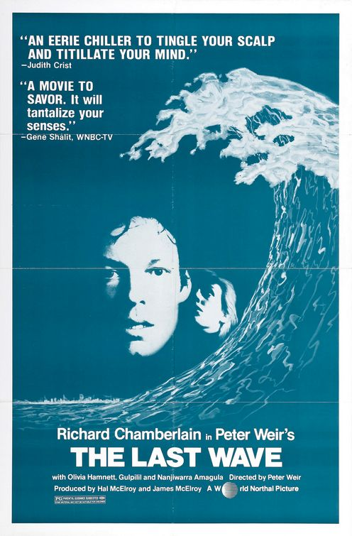 The Last Wave 1977 BRRip XviD MP3-XVID