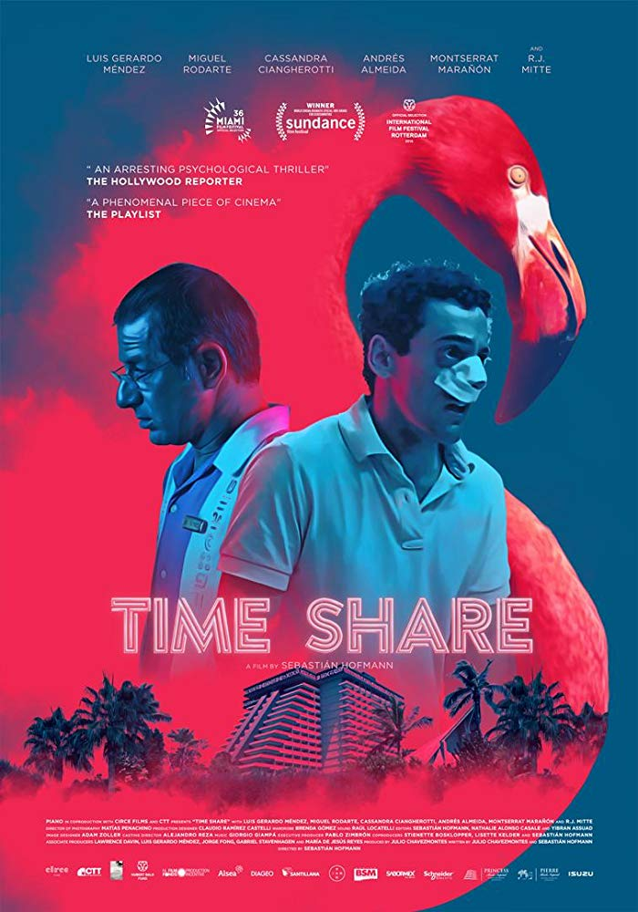 Time Share 2018 SPANISH 720p NF WEBRip DDP5 1 x264-iKA