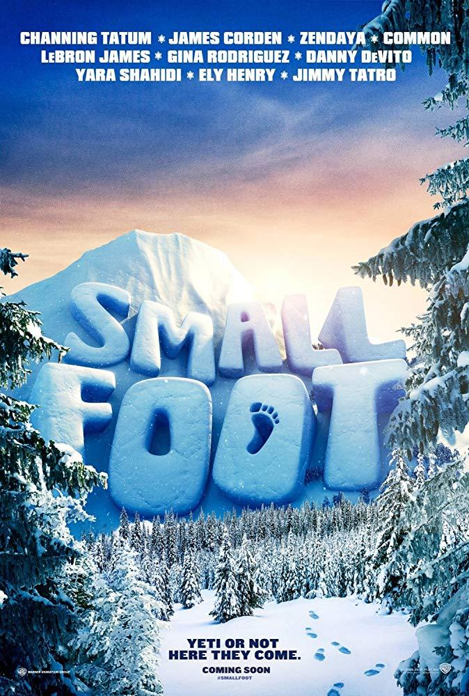 Smallfoot 2018 720p BRRip X264 AC3-EVO[TGx]