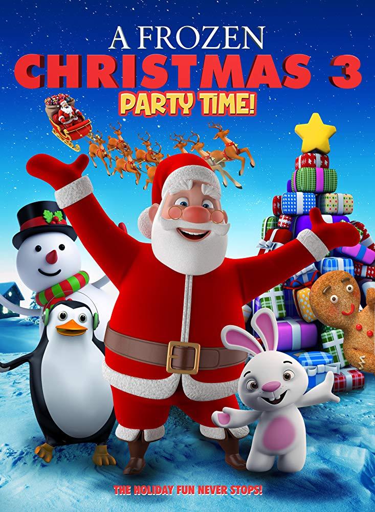 A Frozen Christmas 3 2018 1080p AMZN WEBRip DDP2 0 x264-CM