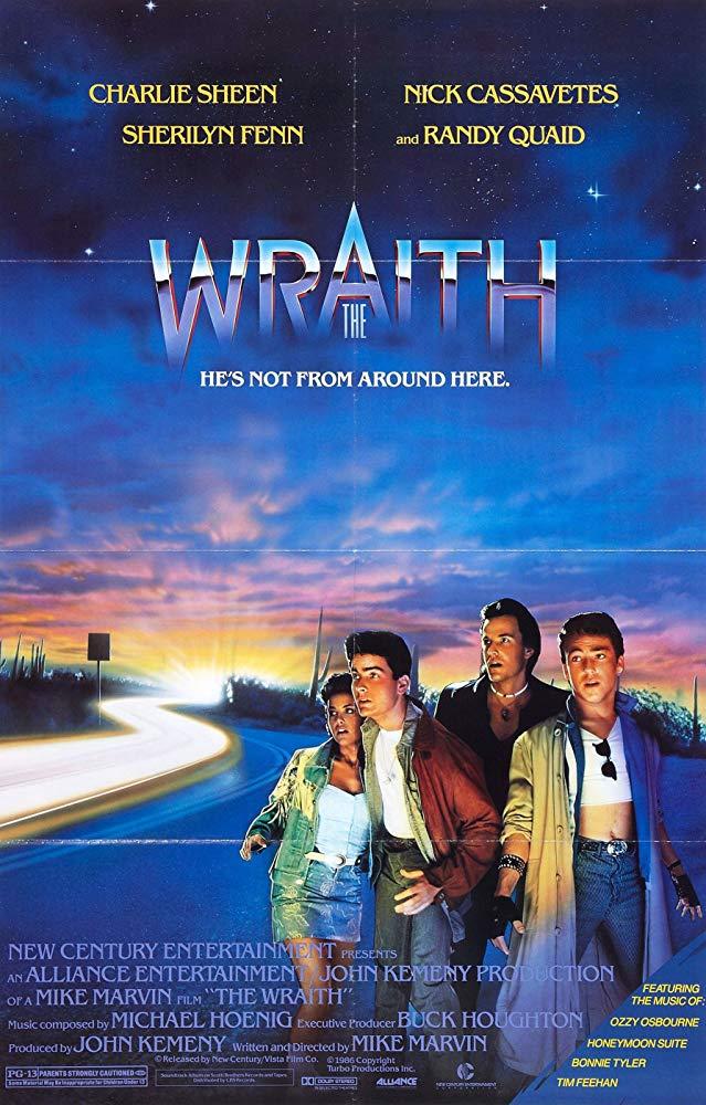 The Wraith 1986 BluRay 10Bit 1080p AC3 H265-d3g