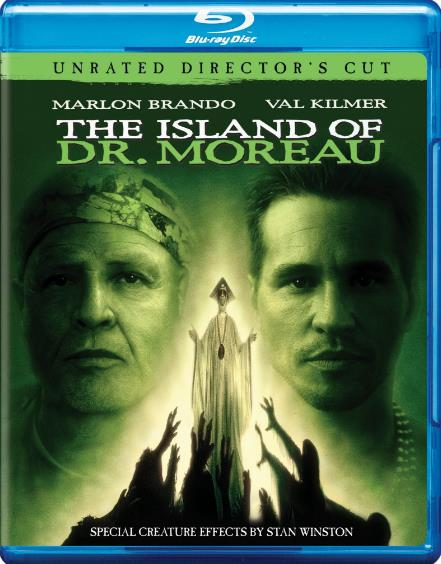 The Island Of Dr Moreau (1996) DC 720p BluRay H264 AAC-RARBG