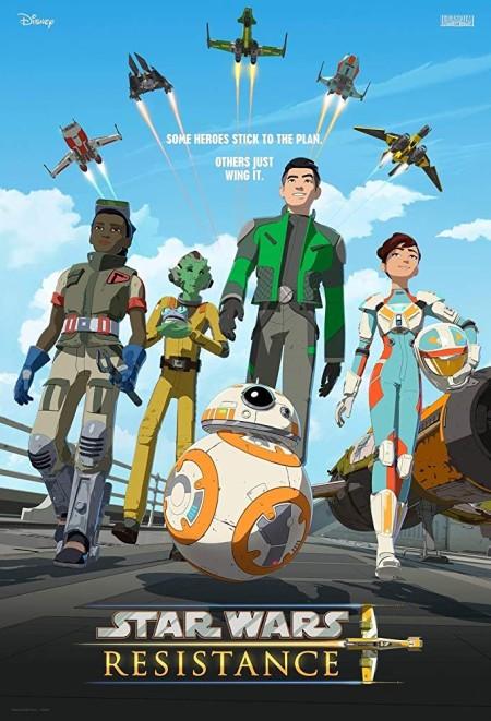 Star Wars Resistance S01E10 Station Theta Black 720p WEB-DL DD5 1 AAC2 0 H 264-YFN