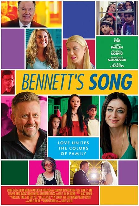 Bennetts Song 2018 720p AMZN WEB-DL DDP2 0 H264-CMRG