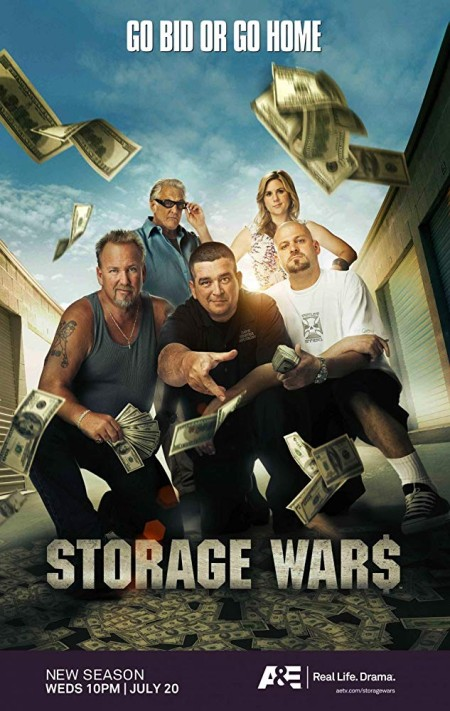 Storage Wars S12E08 Cloudy with a Chance of Profit HDTV x264-CRiMSON