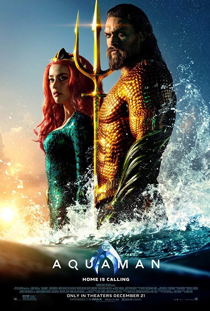 Aquaman (2018) 720p HDCAM x264 AAC [Dual Audio] [Hindi (Cleaned) or English] [1 2GB]