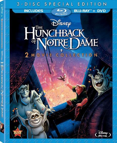 The Hunchback Of Notre Dame II 2002 720p BluRay H264 AAC-RARBG