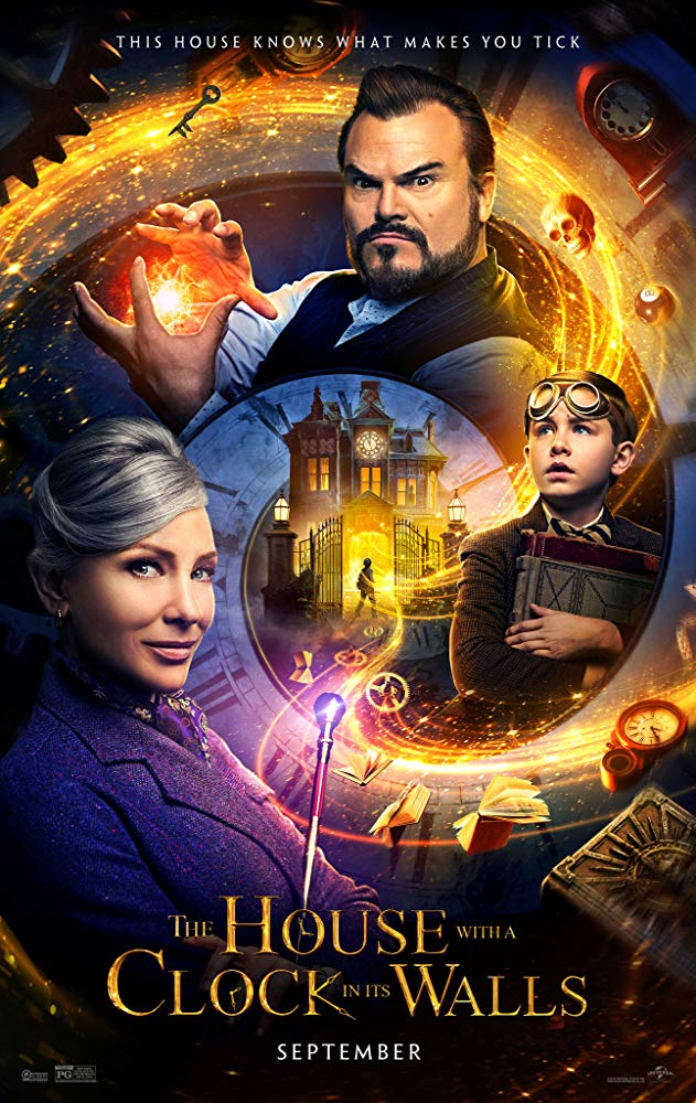 The House with a Clock in Its Walls 2018 BRRip AC3 X264-CMRG