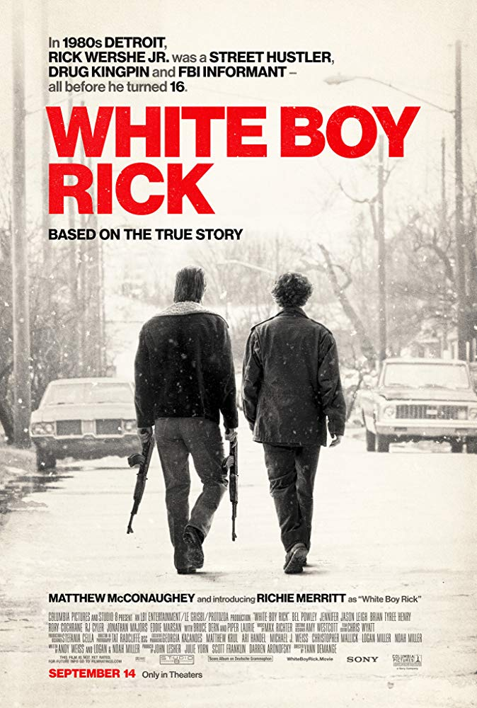 White Boy Rick 2018 720p BRRip X264 AC3-EVO
