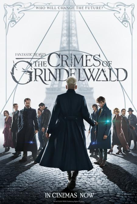 Fantastic Beasts The Crimes of Grindelwald 2018 720p HDRip HC AC3 X264-CMRG
