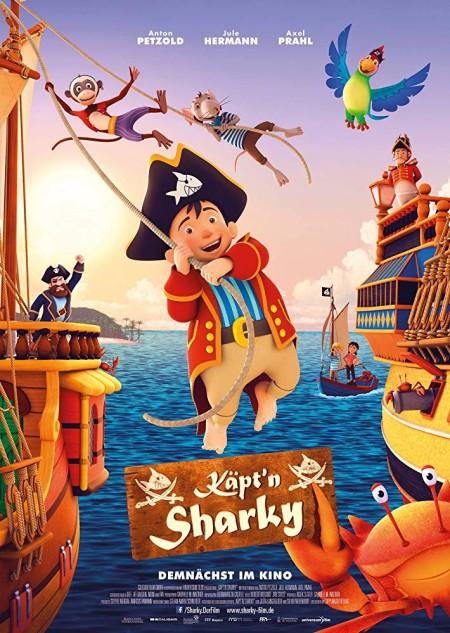 Captn Sharky 2018 1080p WEB-DL H264 AC3-EVO
