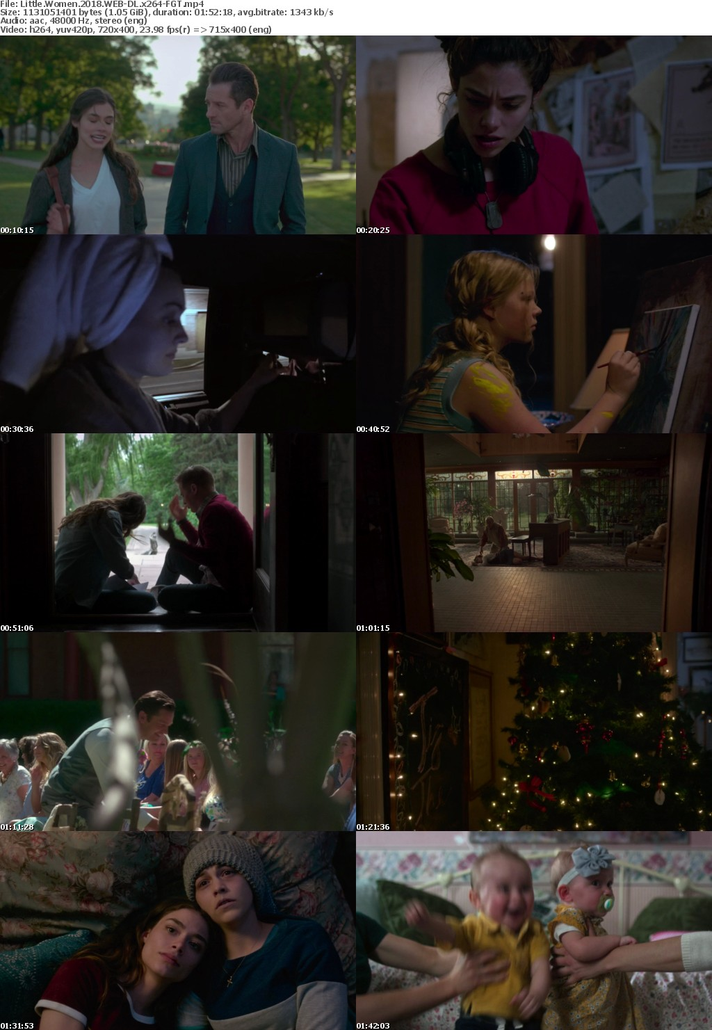 Little Women 2018 WEB-DL x264-FGT