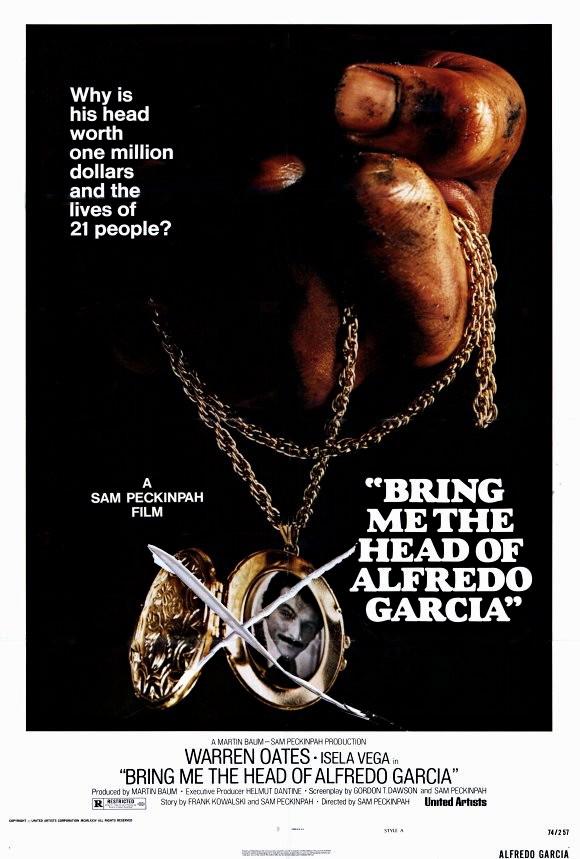 Bring Me the Head of Alfredo Garcia 1974 720p BluRay x264-x0r