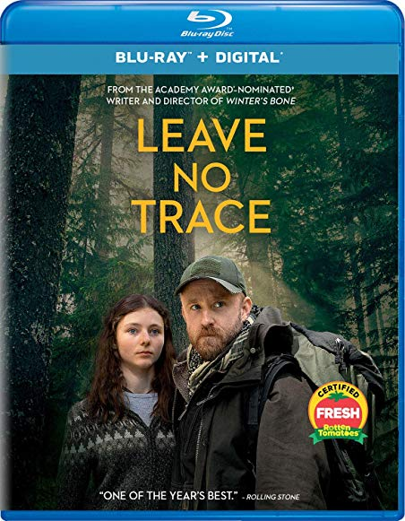 Leave No Trace (2018) 1080p BluRay x264 DTS MW