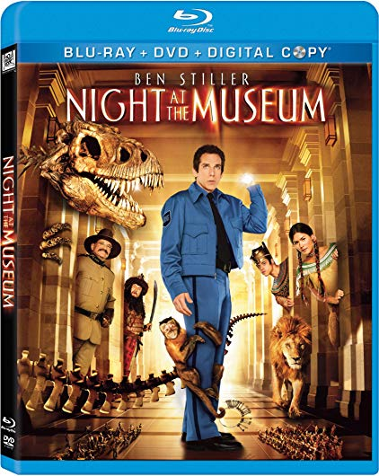 Night At The Museum (2006) 1080p BluRay H264 AAC-RARBG