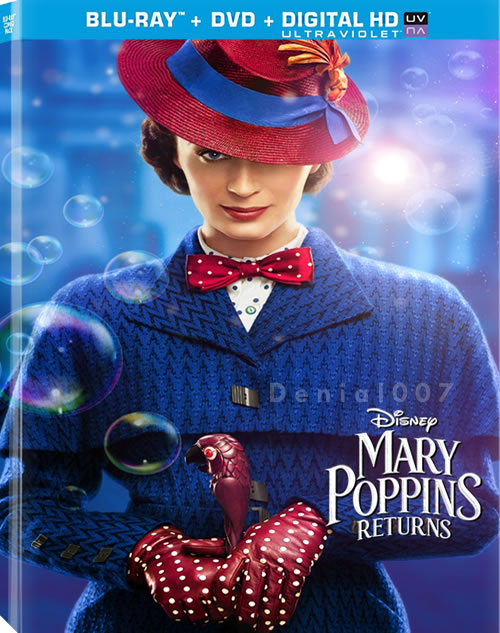 Mary Poppins Returns (2018) NEW HDTS XviD-AVID