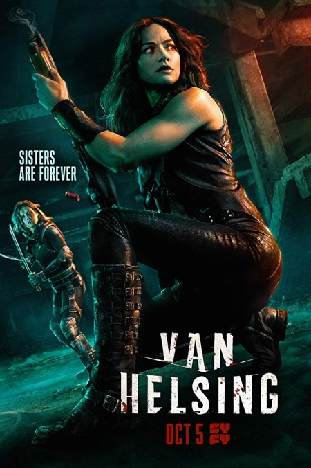 Van Helsing S03E12 720p WEB x265  MiNX