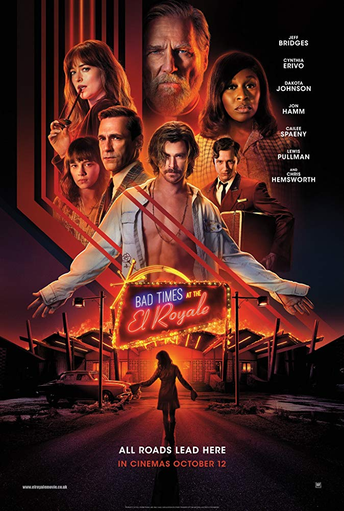 Bad Times At The El Royale 2018 BDRip x264-COCAIN[EtMovies]