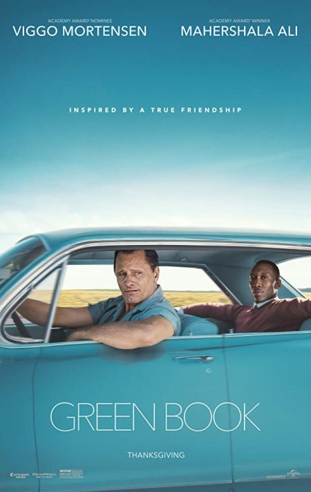 Green Book (2018) DVDScr Xvid AC3 HQ Hive  CM8