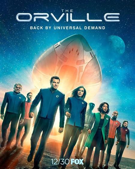 The Orville S02E01 720p WEB x265-MiNX