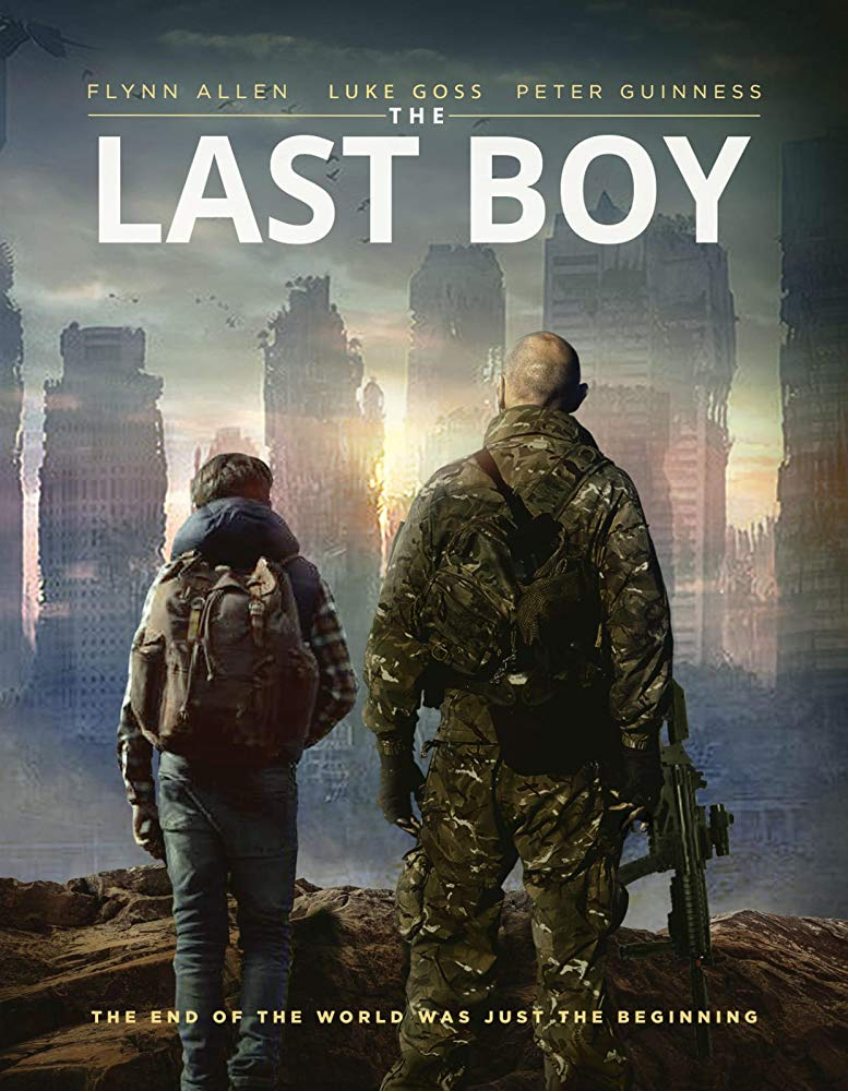 The Last Boy 2019 AMZN WEB-DL DDP5 1 H264-CMRG
