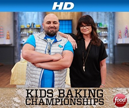 Kids Baking Championship S06E01 Bakin with Bacon 480p x264-mSD