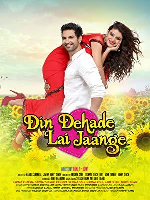 Din Dehade Lai Jaange (2018) Punjabi 720p HDRip ESubs-DLW