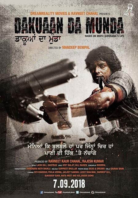 Dakuaan Da Munda (2018) Punjabi 720p HDRip x264 AAC 5 1 ESubs -UnknownStAr
